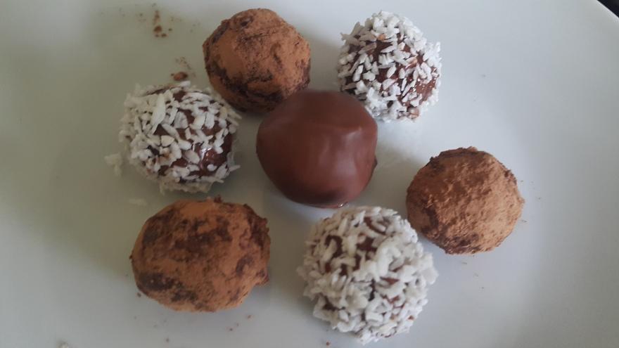 Vegan Chocolate with raw cacao